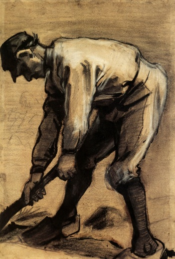 van gough worker