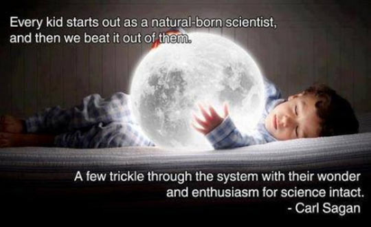 cool-Carl-Sagan-quote-science-enthusiasm-kid-moon