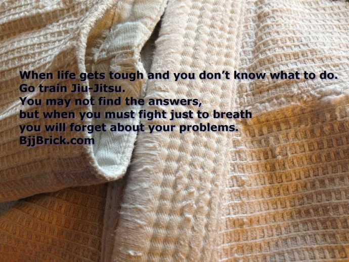 BJJ Quote Problems