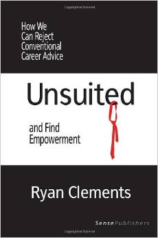 Unsuited Book Ryan Clements