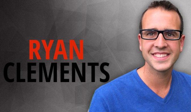 TEDxKelowna 2014, Ryan Clements