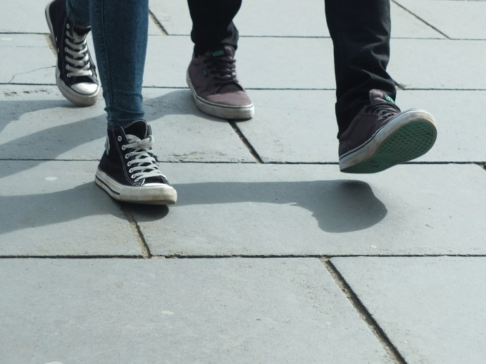 Entrepreneur Take a Step